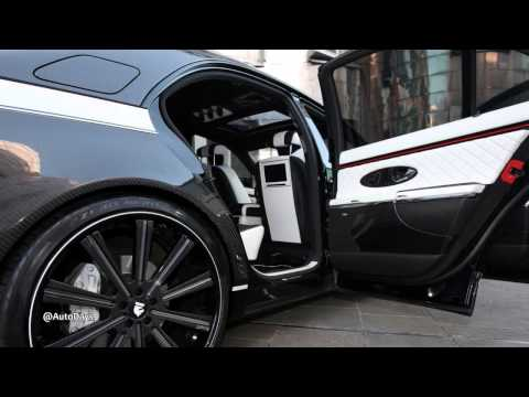 2014 Knight Luxury Maybach 57S Interiors and Exteriors