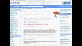 How To Buy RESET KEYs For WIC To Reset Epson Waste Ink