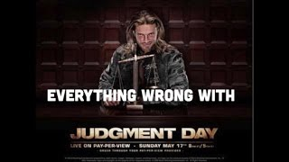 Episode #165: Everything Wrong With WWE Judgment Day 2009