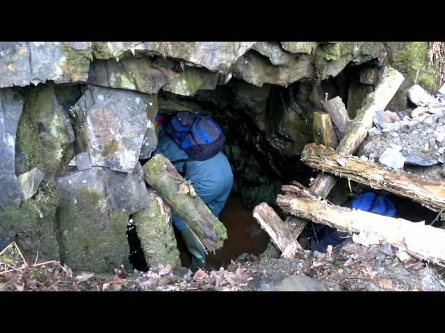 Westons Wales visits Carndochan Gold Mine.avi