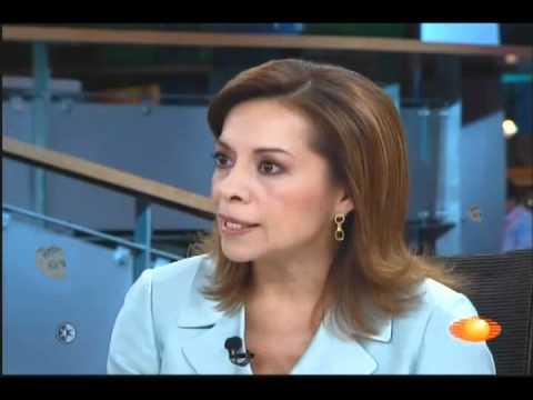 Joaquin Lopez Doriga entrevista a Josefina Vazquez Mota Presidenciable 2012