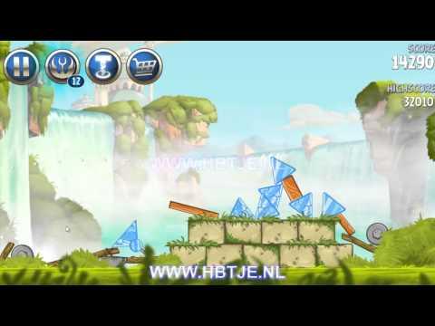 Angry Birds Star Wars 2 Naboo Invasion b1-1 3 stars