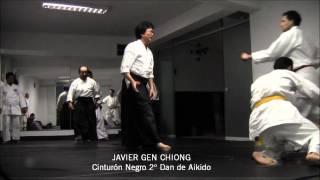 Entrevista a los maestros de aikido de Black Dragons