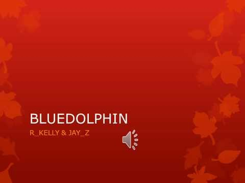 BLUEDOLPHIN R KELLY & JAY Z 1