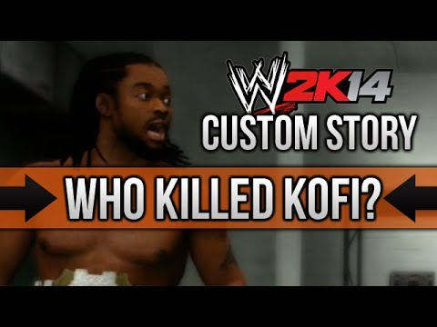 WWE 2K14 Story -