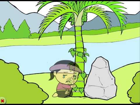 Truyện cổ tích - Sự tích trầu cau