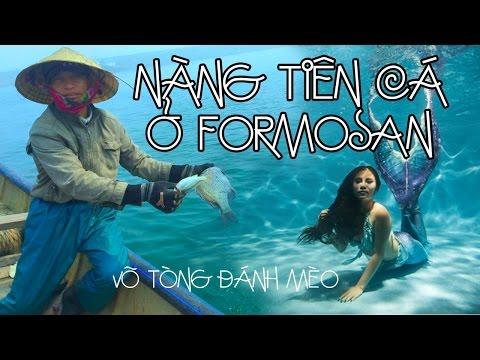 Truyện Cười Trào Phúng | Nàng Tiên Cá Ở Vũng Áng | Võ Tòng Đánh Mèo