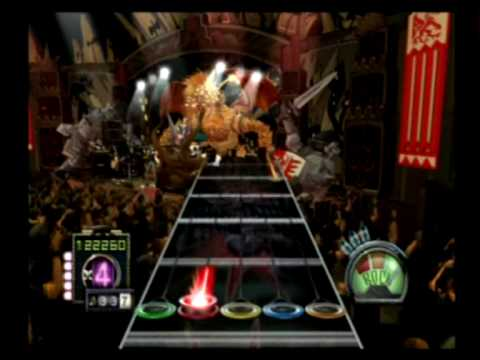 Guitar Hero: Hino do Grêmio na guitarra: