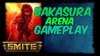 SMITE Bakasura w/ Best Build Arena Gameplay Spotlight