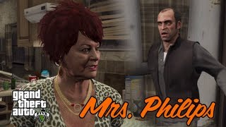 GTA 5 - Mrs. Philips (Post Game Mission)