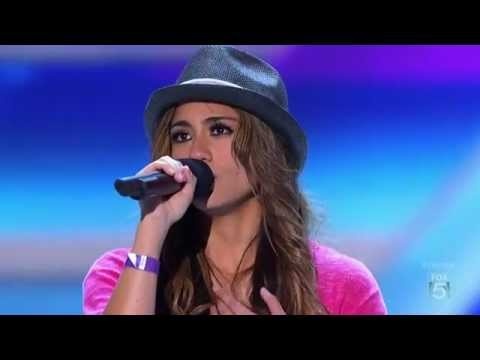Meet Ally Brooke, The X FACTOR 2012 USA auditions, full eps