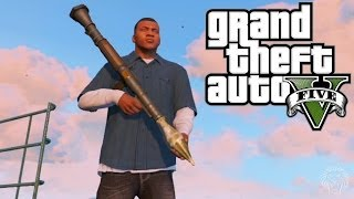 GTA 5: RPG Location + Shooting Gameplay! Where