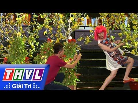 THVL | Danh hài đất Việt - Tập 44: Chuyện chợ hoa - Khánh Nam, Hứa Minh Đạt, Phương Dung, Lâm Vỹ Dạ