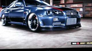 "Midnight Club: Los Angeles ""My Garage"""