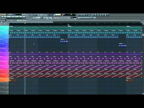 Uplifting Trance - Bassline (Nitrous Oxide & Sean Tyas Style) [FLP]