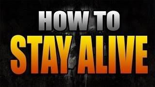 How To Stay Alive In Call Of Duty: Ghosts (COD Ghost Play