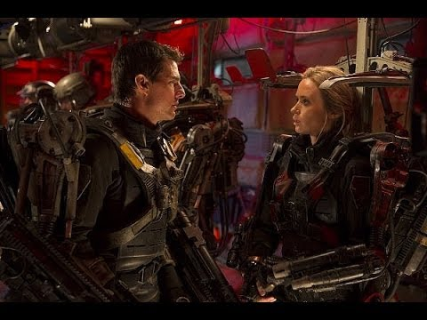 Edge of Tomorrow (Starring Tom Cruise) Movie Review