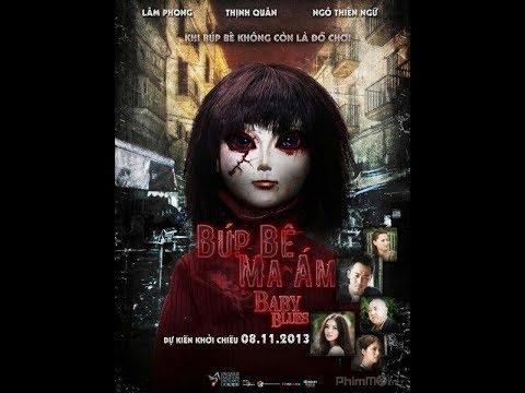 [Phim ma - kinh dị ] Búp Bê Ma Ám - Baby Blues( 2013 ) HD Vietsub