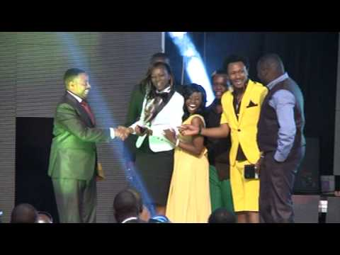 GOSPEL TV SHOW OF THE YEAR