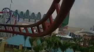 Universal Studios Singapore 'Canopy Flyer' Ride