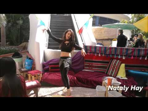 Bellydancing Aziza Nataly Hay Dança do Ventre belly dance عزيزة רקדנית בטן נטלי חי رقص شرقي