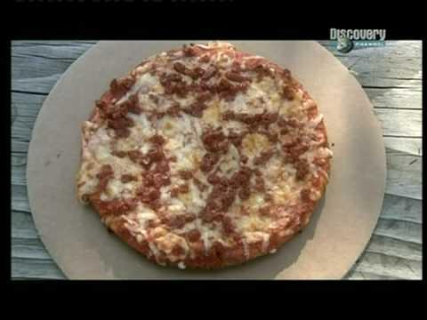 Ako sa to rob� - Mrazen� pizza
