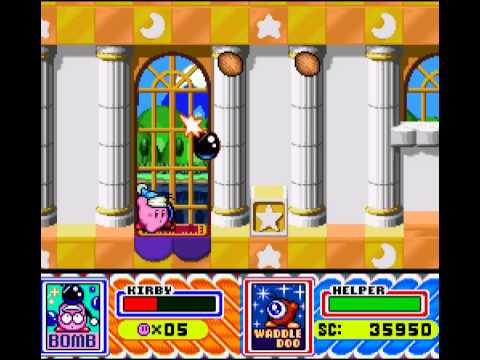 Kirby Super Star - Kirby Super Star Episode 2 : Dynablade - User video