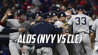 MLB | 2017 ALDS Highlights (CLE vs NYY)