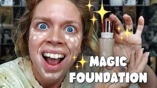 MAGIC FOUNDATION!- FIRST IMPRESSION FRIDAY!