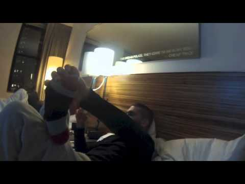 UFC on FOX 10: Behind the scenes with Jeremy Stephens feat. Twista
