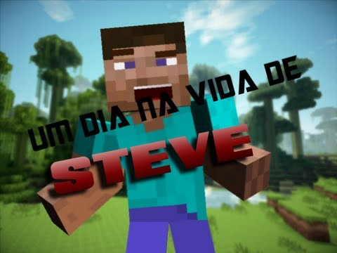 MINECRAFT STEVE - REAL LIFE - YouTube