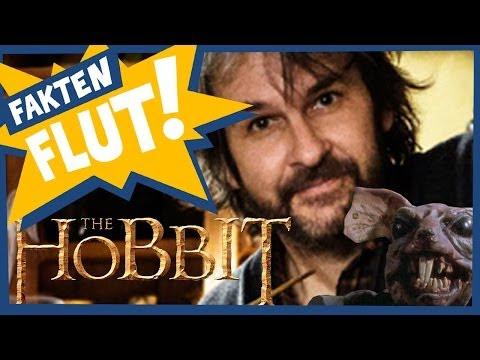 42 Fakten zu Peter Jackson und dem Hobbit | Faktenflut
