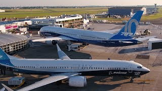 Boeing Displays Strong Showing at Paris