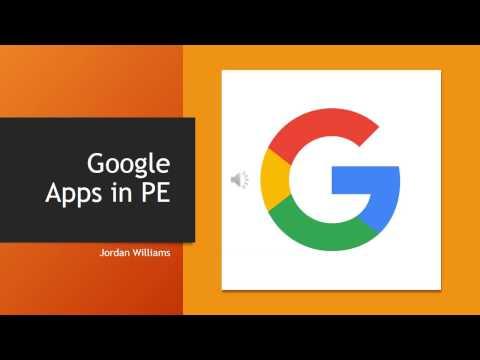 Google Apps in PE
