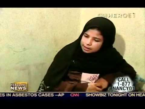 Nujood Ali 10 years old from Yemen got divorce..flv