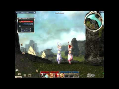Guild Wars All Profession Dances
