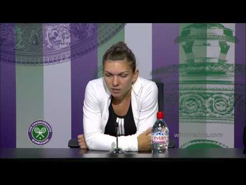 Simona Halep: 'I lost my concentration' - Wimbledon 2014