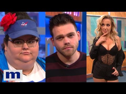 The Maury Show  Is Elijah Cheating on Christine with Tana