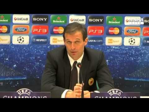 Massimiliano Allegri è il nuovo allenatore della Juventus