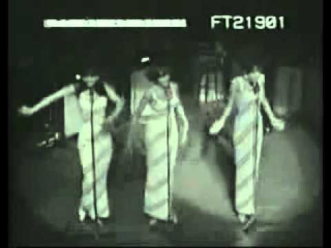 Diana Ross & The Supremes at Berns 1968 - part 3