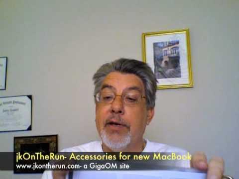 jkOnTheRun- accessories for new MacBook