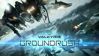 EVE: Valkyrie - Groundrush Frissítés Trailer