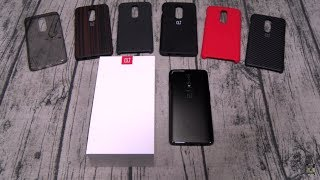 OnePlus 6 Unboxing And First Impressions