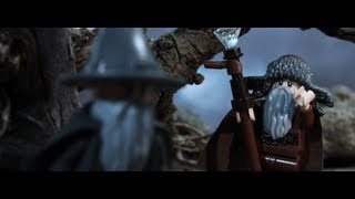 LEGO Remake of The Hobbit, The Desolation of Smaug Teaser Trailer