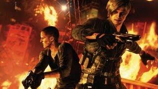 Resident Evil 6 : No Hope Left Extended Cut Trailer