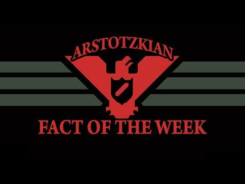 Arstotzkian Fact of the Week 4