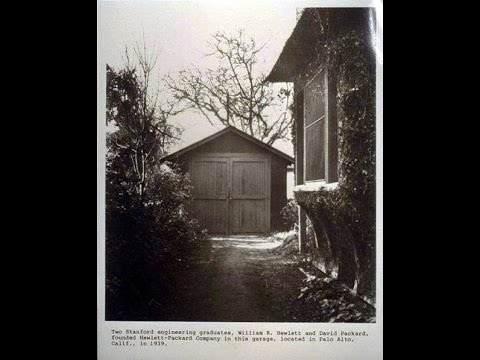 City Beats History Corner: The Hewlett Packard Garage