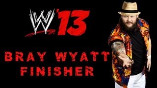 WWE 13 How To Make Bray Wyatt's Finisher (1080p Full HD