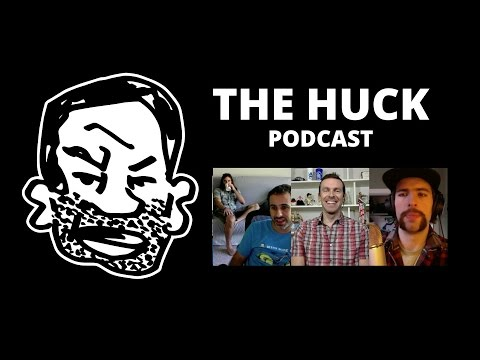 Guest: Phil Kmetz Pro Downhiller & YouTuber - The Huck EP2