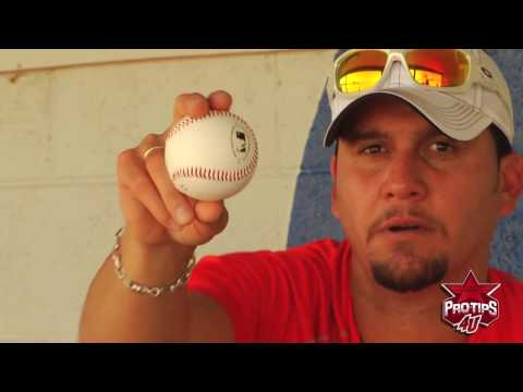 Pitching Tips: How To Throw a Fastball with Rafael Betancourt